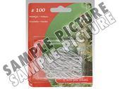 Háčiky na vianočné ozdoby 100 ks / ZIM 429890
