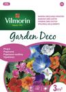 Mix popínavých rastlín ružové