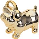 Pokladnička zlatý pes