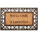 "Rohožka kokosová ""Welcome /Goodbye"" / RB12"