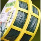 Viazací drôt potiahnutý plastom zelený 100 m / 5022842