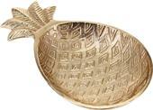 Miska zlatá v tvare ananasu