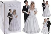 Figúrky novomanželov / CR 220815