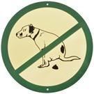 Tabuľa -  zákaz pre psov / HB21