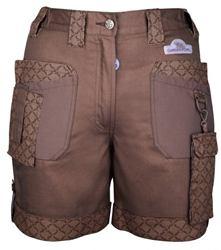Nohavice krátke, hnedé  / SH50