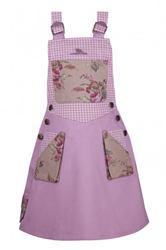 Šaty, detské, ružové / GDMINI