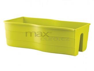 Hrantík WAVE na zábradlie plastový zelený