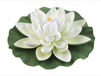 Lotus Foam White 20 cm / 123667
