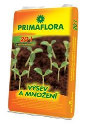PRIMAFLORA/Substrát na výsev a množenie 20l / R100/16