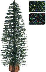 Vianočný strom trblietavý